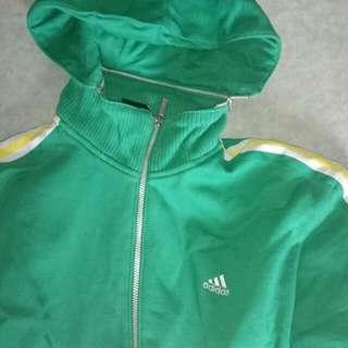 ADIDAS Jacket With Hoody
