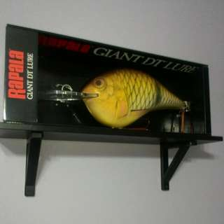 Rapala Giant DT Lure (Jungle Perch)