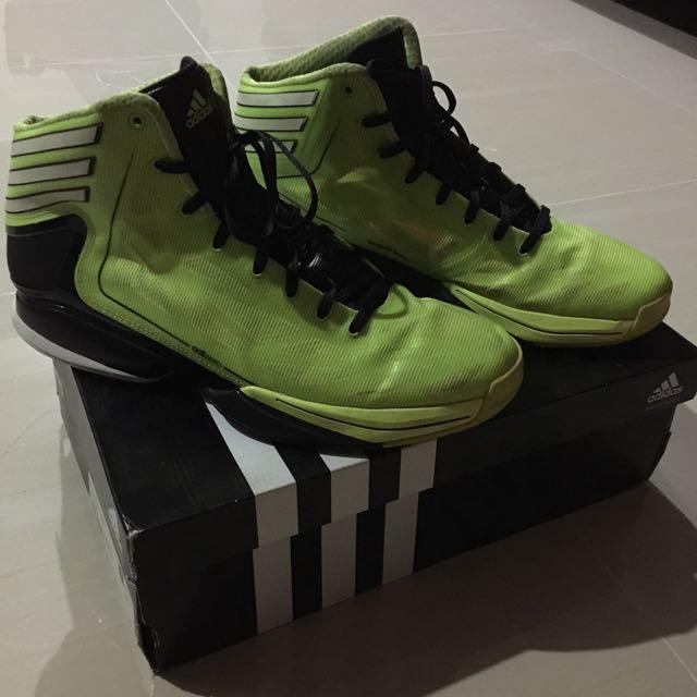 aa0db920b SOLD  Adidas Adizero Crazy Light 2 Basketball Shoes.