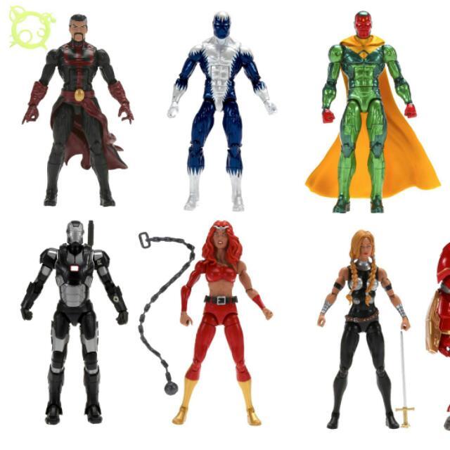 Marvel Legends Infinite Doctor Strange Marvel Now Hulkbuster Series New