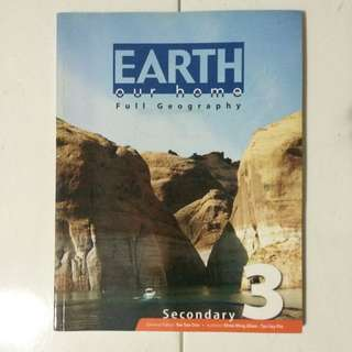 #PayDay30 Earth Our Home Full Geography 3 & 4