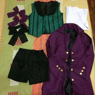 Alois Trancy Costume