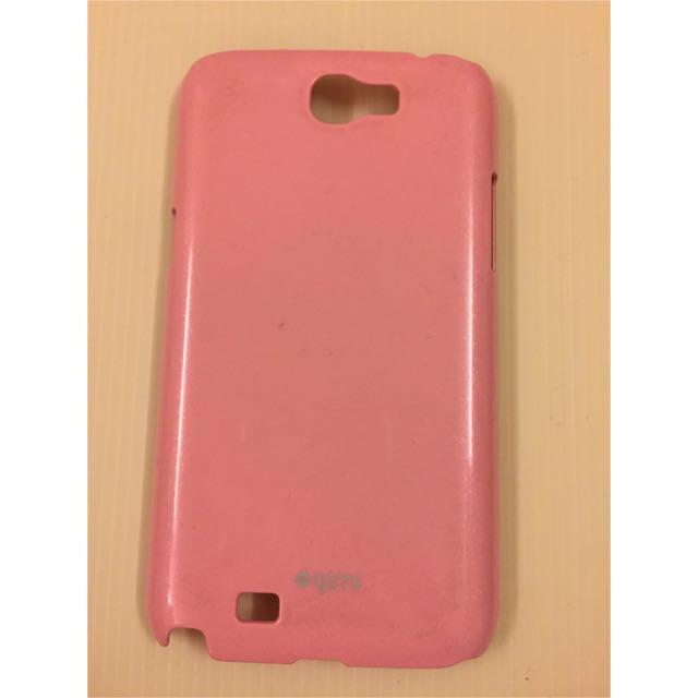 Note2 粉紅變色手機殼