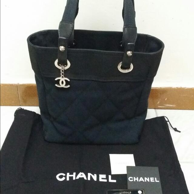 56aaa3d3196 Pre-loved Chanel Bag, Luxury on Carousell