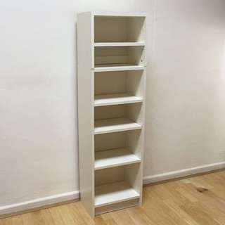 Ikea Billy Bookcase + Height Extension Unit