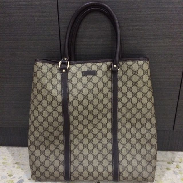 6546366d737 Authentic Gucci Tote Bag (second Hand)