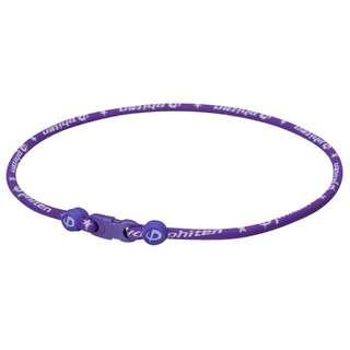 Phiten Purple Necklace