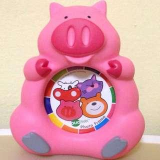 Pink Photo Frame (Piggy Design)