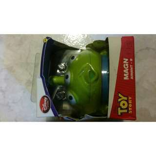 Toy Story Alien Toy Magnet