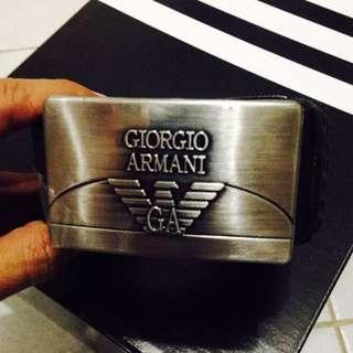 Giorgio Armani Belt (Inspired)
