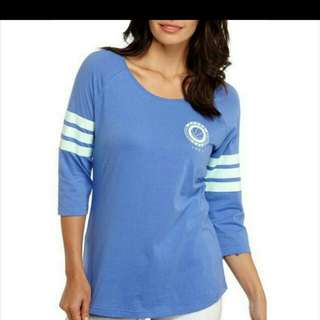 Cotton On Blue Jersey Top