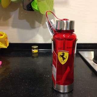 Brand New Ferrari Water Bottle (20oz)