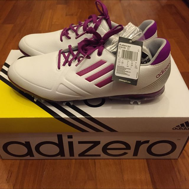 5f001b8bca9d91 Adidas Brand New Ladies Golf Shoes