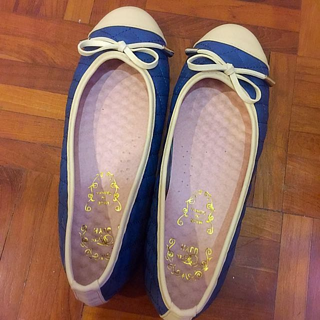 Brand New Shoes (flats) From Taiwan Size 39