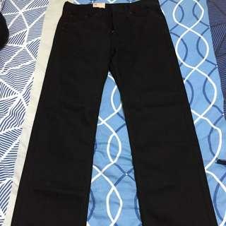 Levi's Men regular fit Jeans.