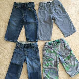 RESERVED Gap Jeans And Pants