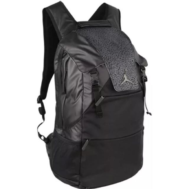 10096d307f7d PO  Jordan Backpack With Basketball Compartment