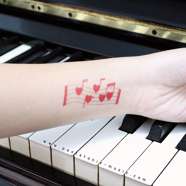 Love Song Tattoo