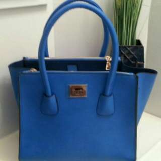 Dion Large Boxed Styled Handbag