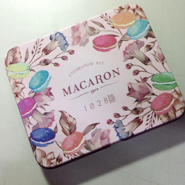 [1028]馬卡龍眼妝盒