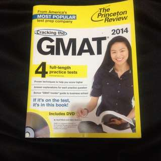 GMAT Reviewer 2014 Edition