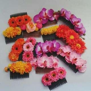 Spring Combs