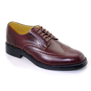 🚚 Scofield Orthodox Men's Leather Shoes Brogues
