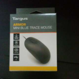 Targus Armor Mini Blue Trace Mouse