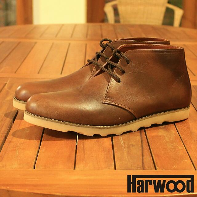 Russet Boots