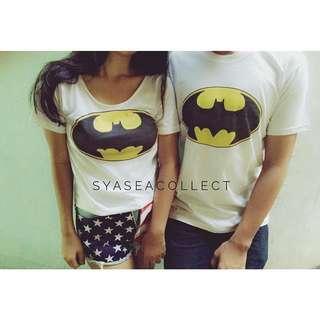 Couple Shirt (Batman)