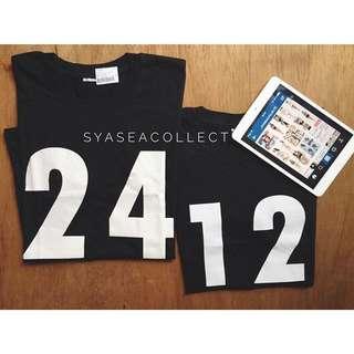 Couple Shirt (Date)