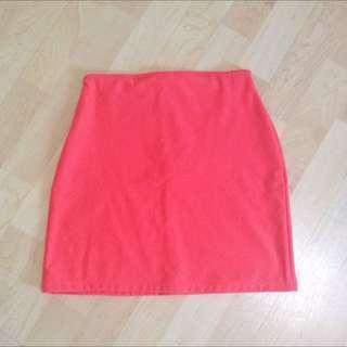 Bandaged Skirt