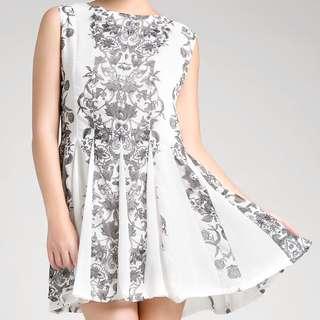 Fiola Flare Dress