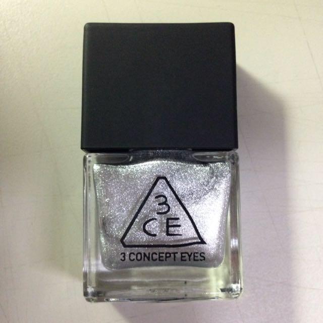 [3CE]指甲油 SD01 含運