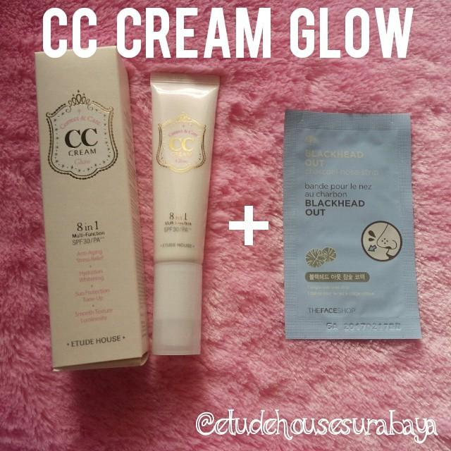Cc cream glow