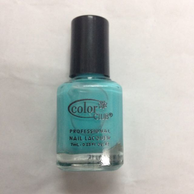 Color Club Professional Nail Lacquer Mini, Age Of Aquarius, 7ml