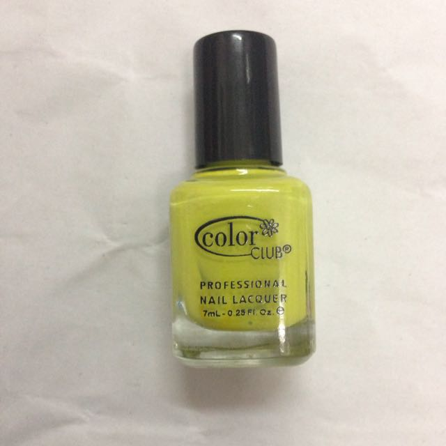 Color Club Professional Nail Lacquer Mino, Tweet Me, 7ml