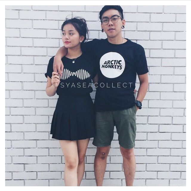 Couple Shirt (Arctic Monkeys)