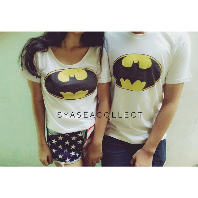 Couple Shirt (Batman)