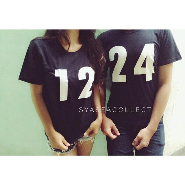 Couple Shirt (Date)
