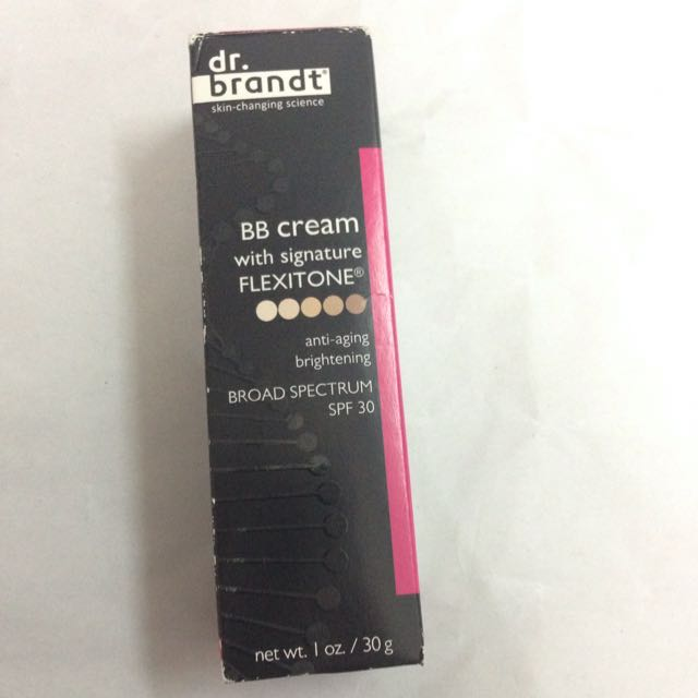 Dr. Brandt BB Cream With Signature Flexitone With SPF 30