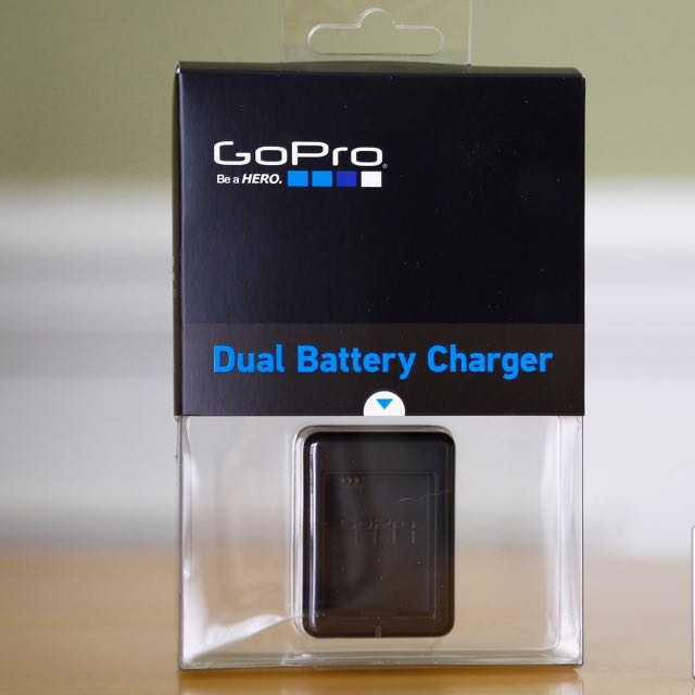 GoPro Dual Battery Charger For HERO3/HERO3+