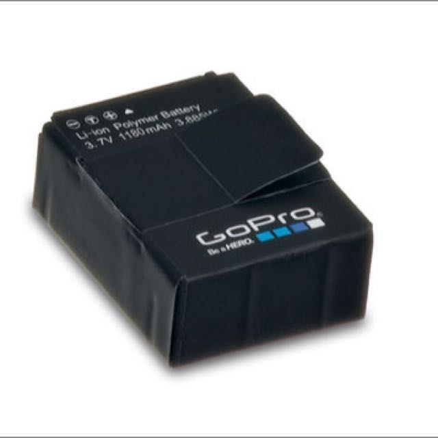 GoPro Rechargeable Battery For HERO3/HERO3+