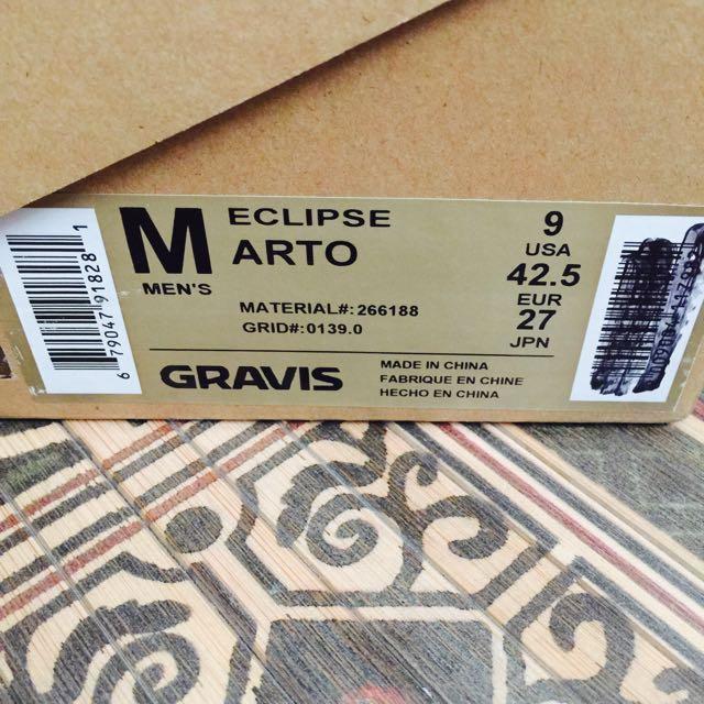 Gravis Skate Shoes