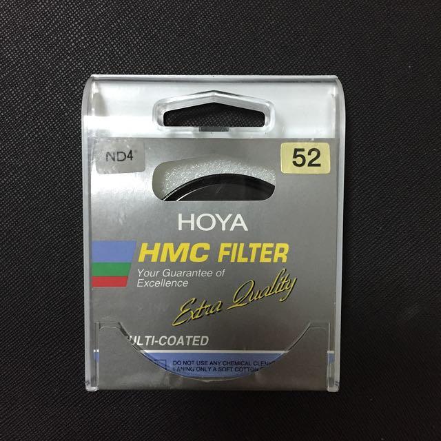 Hoya ND4 52mm Filter (brand new)