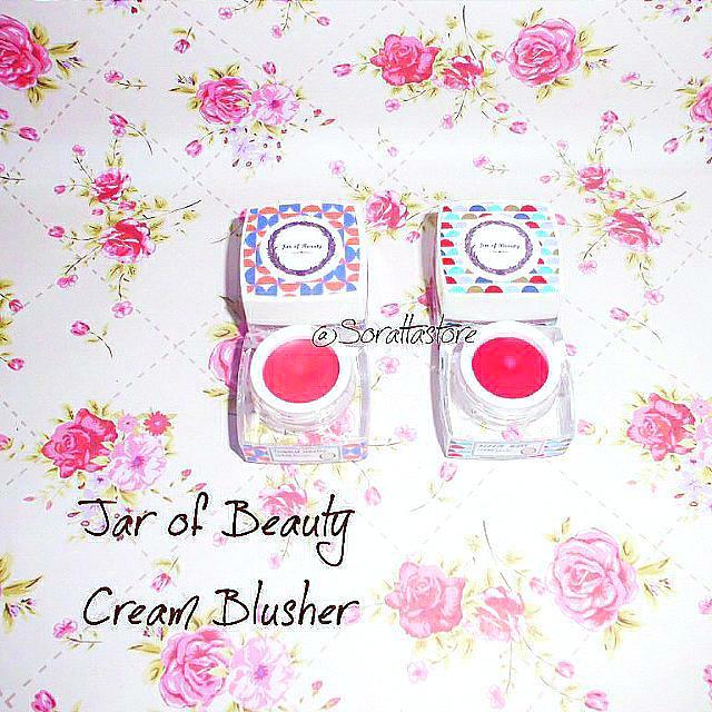 Jar Of Beauty CREAM BLUSHER
