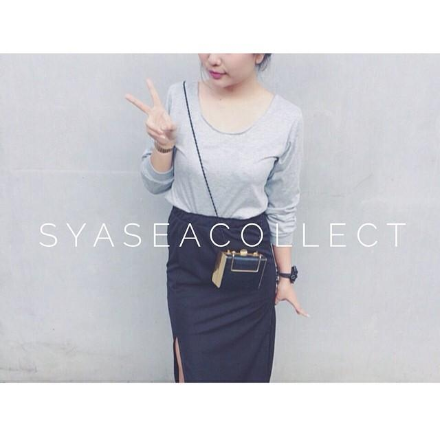 Longsleeves CROP: Grey.