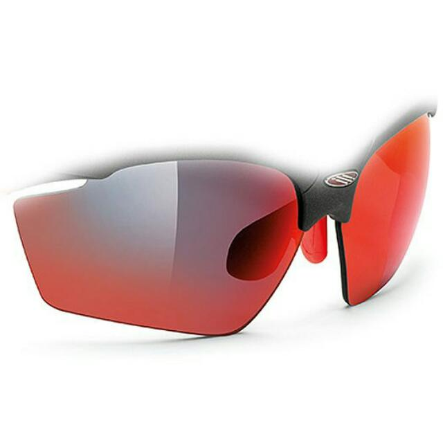 Multi-Laser Red Lens ONLY (Frame: Rudy Project Agon)