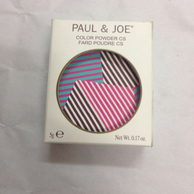 Paul & Joe Color Powder CS, 089 Azalea, 5g