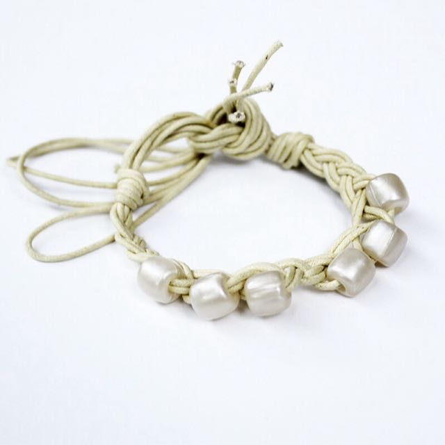 Rope And Pear | Gelang